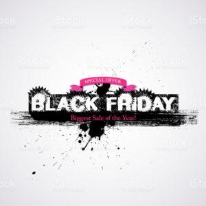 Black Friday poster33